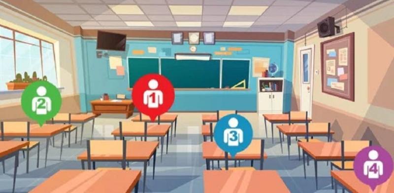 考試時最愛坐在教室哪個位置?1秒診斷你的「真實性情」