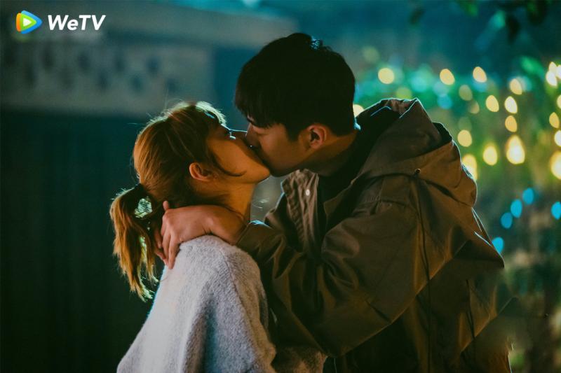 《流星》美作一言不合就吻她 讓人看得凍未條