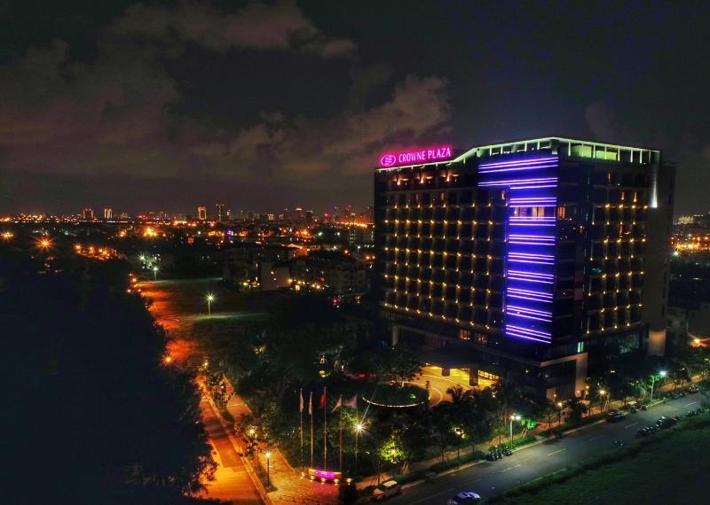 陳時中助陣 台南飯店周末住房率爆滿