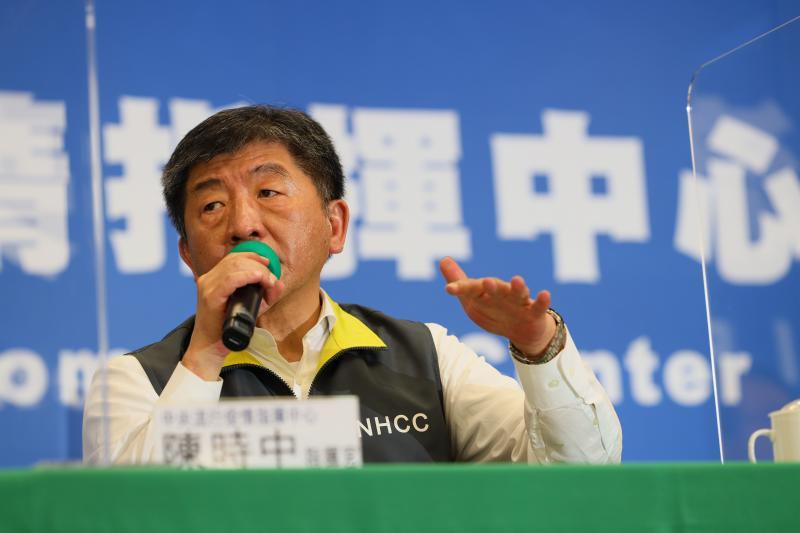 陳佩琪酸台灣示警WHO是牽強 陳時中:看不懂我也沒辦法
