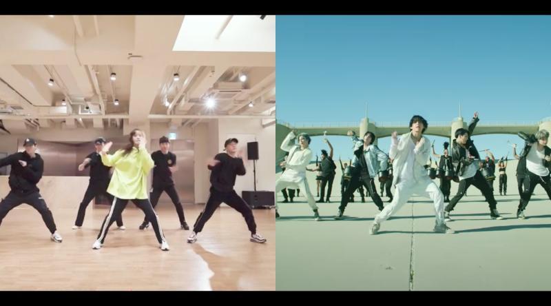 「少女時代」潤娥生日送驚喜 手刀跳BTS〈ON〉超猛!