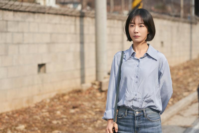 ▲▼郭善英《機智》中幽默漂亮,曾演過宋慧喬的最美祕書。(圖/Netflix、tvN)