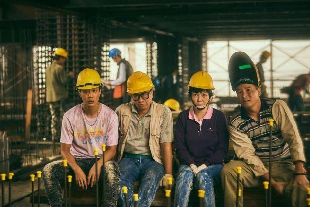 ▲改編自作家林立青的同名作品,「做工的人」是台灣首部以工人為主角的影集。(圖/HBO