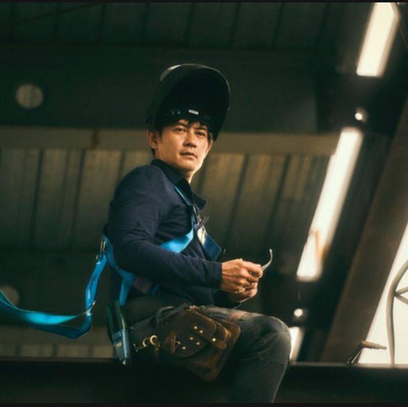 ▲柯叔元在《做工的人》劇中表現亮眼。(圖/HBO