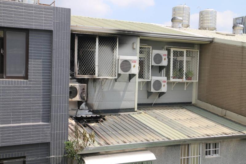 提防冷氣機火警 中市消防局籲加強平日保養