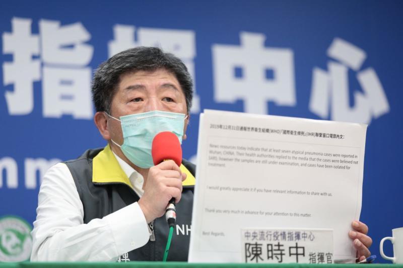 ▲台灣近日本土疫情嚴峻,再度引發台灣是否應該普篩議題。(圖/指揮中心提供)