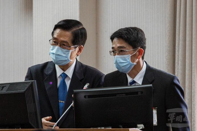 國防部:將調查釐清敦睦官兵入境健康聲明卡填寫狀況