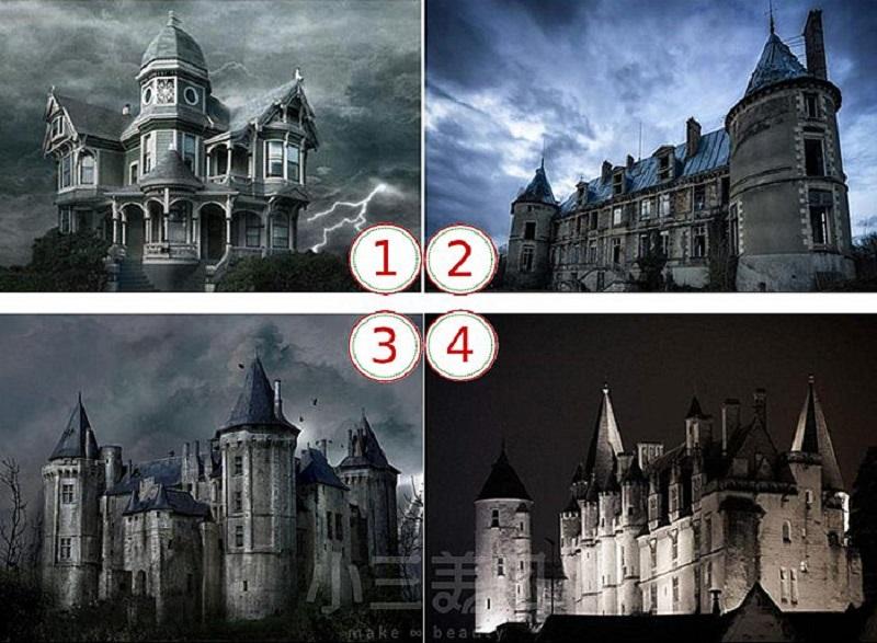 測過都說準!最害怕哪座城堡?一秒神解你的「性格缺陷」