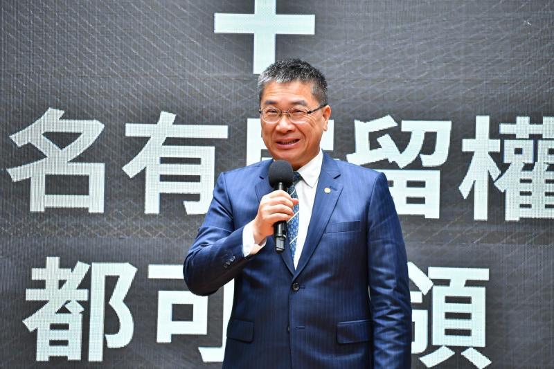 內政部長徐國勇
