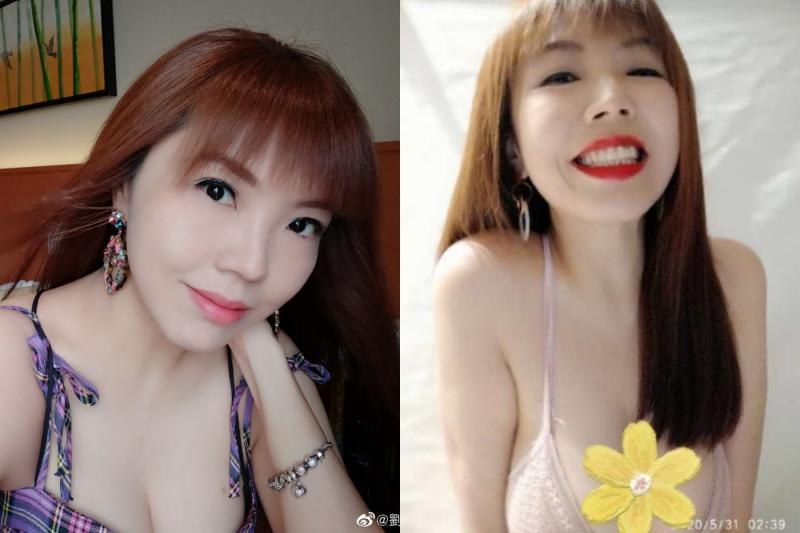 劉樂妍曬「性感巨乳照」 陸網友不埋單慘被檢舉