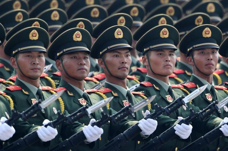 量產「中國隊長」?英媒稱中國對士兵進行基因改造