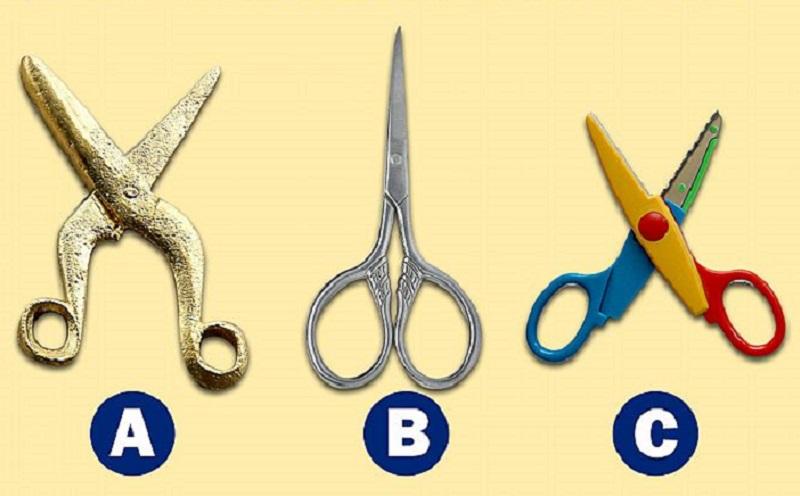 網路瘋傳心測!直覺哪把剪刀最鋒利?測你的「性格取向」