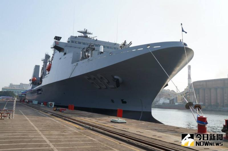 ▲海軍磐石軍艦。(圖/NOWnews資料照)