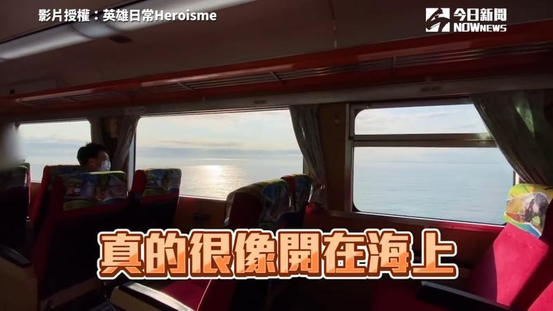 影/多良新線宛如「海上列車」 開箱全台最美高架鐵路