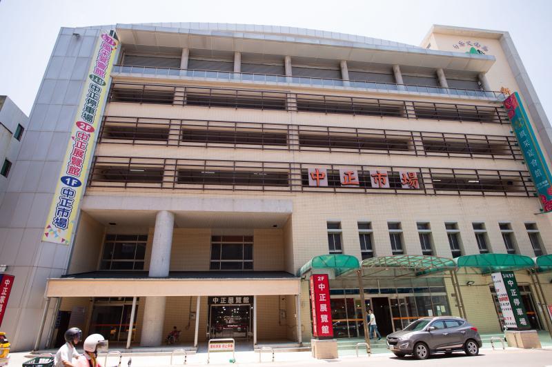 竹市府活化公有中正市場努力招商  全聯將進駐帶動商機