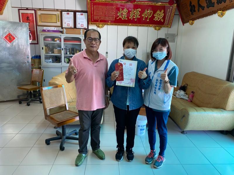 台塑獎助學金發放 麥寮鄉、台西鄉1,171名學子受惠