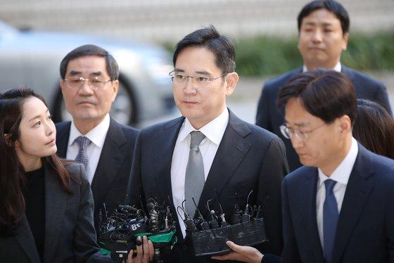 三星繼承權案 韓檢聲押李在鎔等3高層