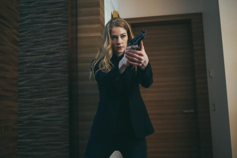 ▲「女殺神」賽佛蘭娜科契柯娃也在片中演出。(圖/可樂電影)