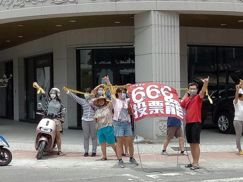罷韓遊行最後一哩路 罷韓團體呼籲「寫下高雄新的歷史」