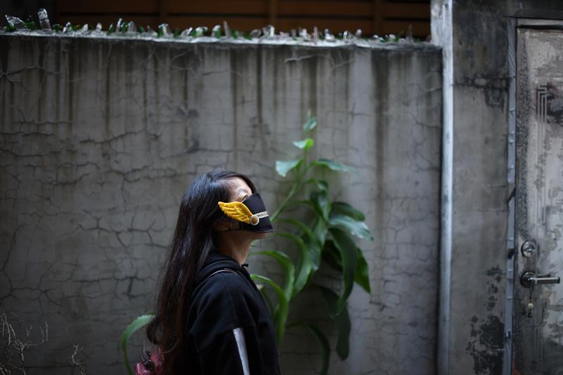 ▲外籍配偶阿瑤遭腥夫感染愛滋,為了女兒一路堅持,最終打贏官司獲得留在台灣的權力。(圖/記者陳明安拍攝)