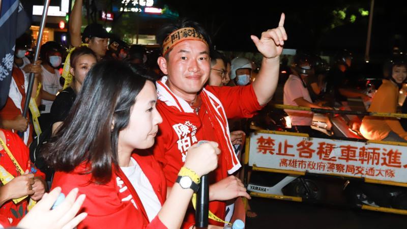 陳柏惟罷免案一階通過 為國民黨割萊委風潮增溫