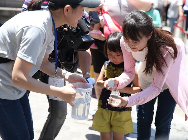 鐵砧山「午時水紀念瓶」超搶手 觀旅局開放可網路預約