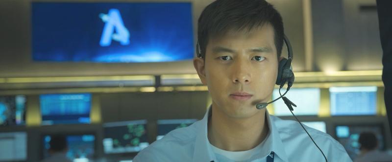 ▲男神李現演出電影《中國機長》。(圖/friDay影音提供)