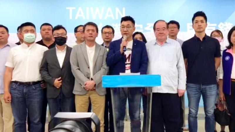 江啟臣譴責民進黨談話全文:罷韓後不是結束 而是開始!