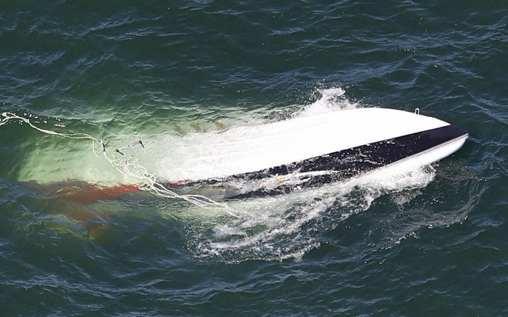 日本琵琶湖傳翻船意外 13人落水、含3童共8人獲救