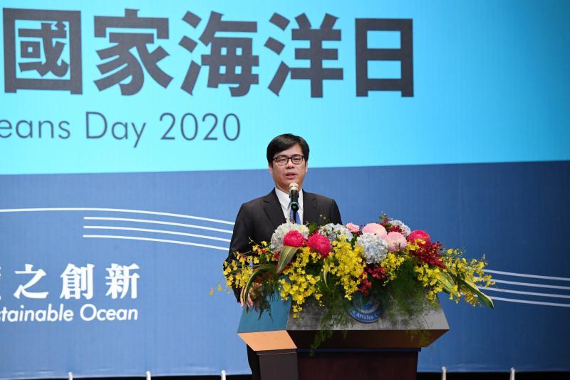 行政院副院長陳其邁