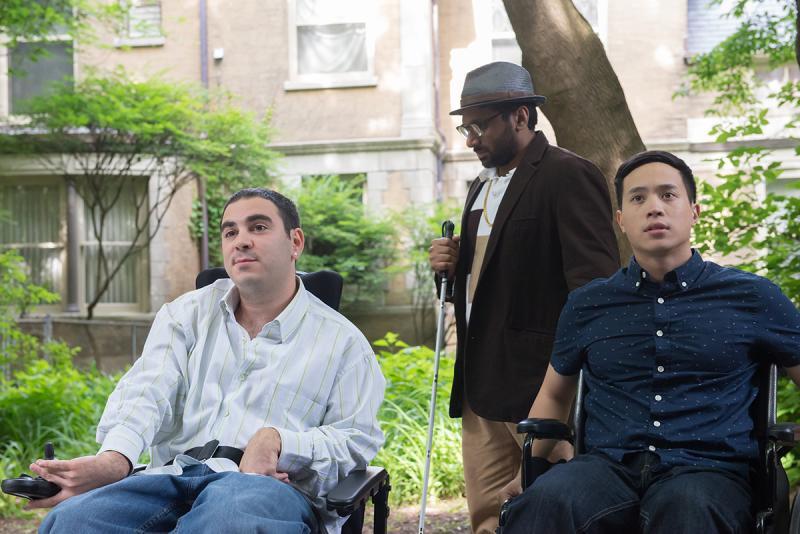▲▼公路電影《最瘋狂的旅程》,有黑人、黃種人的多樣觀點。(圖/海樂)