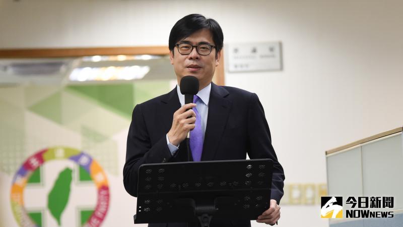 陳其邁談副閣揆接班人 沈榮津是最佳解?
