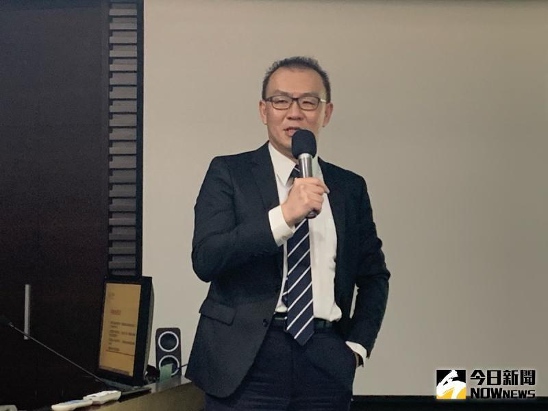 ▲復華中証5G通信ETF基金經理人廖崇文認為,中國大陸5G發展擁有4大優勢,也讓5G題材成為布局陸股投資新亮點。(圖/記者顏真真攝)