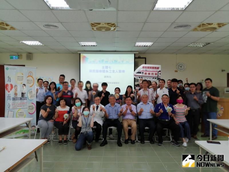 彰化縣榮民服務處辦理「預立醫療照護諮商」講習
