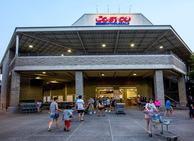 ▲北屯機廠捷運特區南側預計將是知名美式賣場好市多進駐。(圖/公關照片)