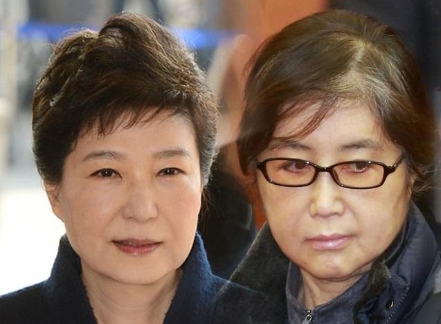 韓國「閨蜜門」最終審判!崔順實獲判18年徒刑、罰近5億