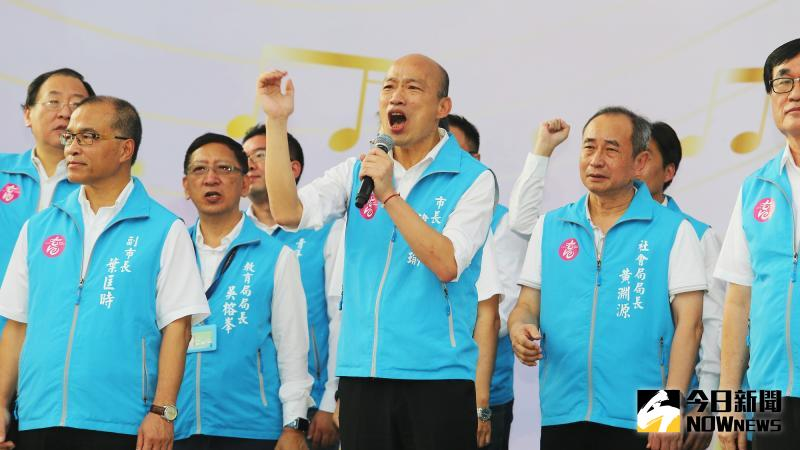 傳韓國瑜要選北市 <b>黃呂錦茹</b>:他不是什麼位子都要的人