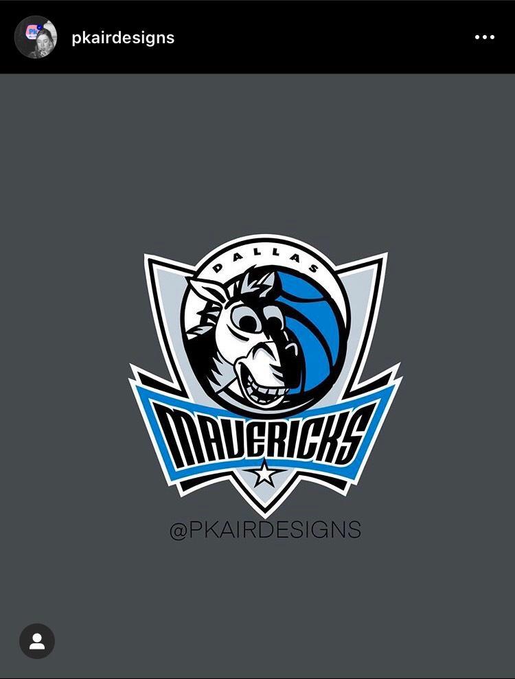 ▲網友 pkairdesigns 將各隊Logo改編為迪士尼版本(圖/取至 Instagram)