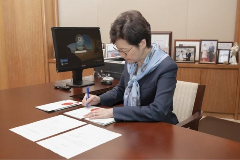 六四當天立法會三讀通過 香港《國歌條例》今刊憲生效