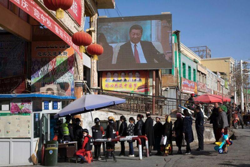 ▲新疆人權議題備受外界關注。(圖/翻攝自