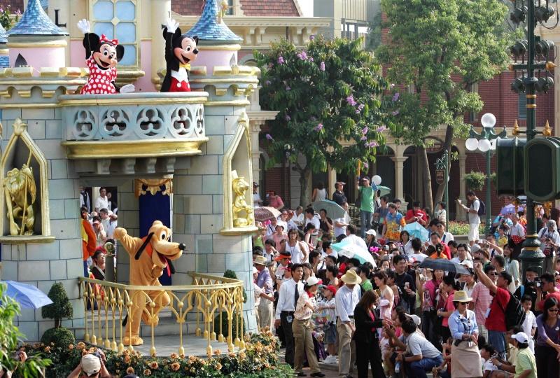 被疫情折騰近5個月不能做生意!香港迪士尼18日將重開
