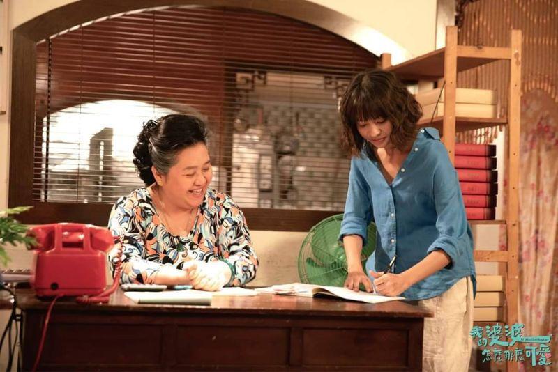 ▲《我的婆婆怎麼那麼可愛》以傳統餅店為背景,帶出台灣產業特色。(圖/公視提供)