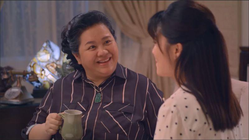 ▲鍾欣凌在《我的婆婆》裡演技精湛。(圖 / 公視提供)