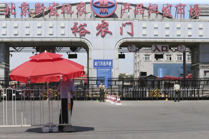 北京疫情好轉?陸專家:新發地市場人員發病「已近<b>尾聲</b>」