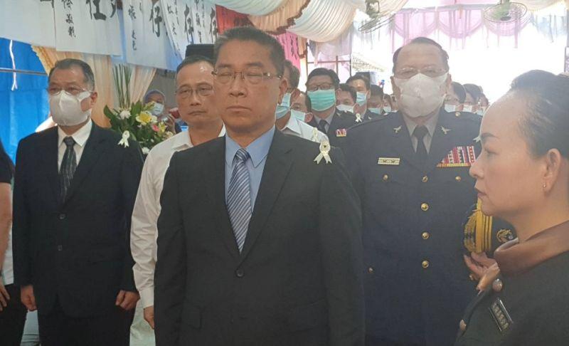 <b>勇警</b>李承翰遭刺死案 徐國勇:將關注本案發展