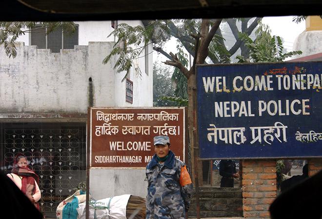 ▲尼泊爾與印度邊界。(圖/翻攝自觀察家研究基金會( ORF ))