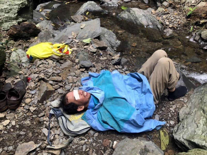 失蹤十天屏安醫院行政副院長楊欣正找到了 生命跡象穩定