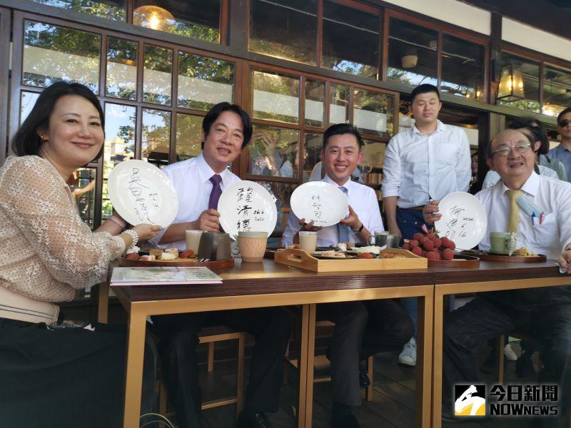 國旅大進擊 副總統賴清德推<b>新竹動物園</b>好好玩