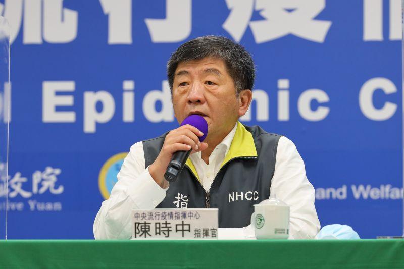 ▲中央流行疫情指揮中心指揮官陳時中。(圖/Nownews資料畫面)