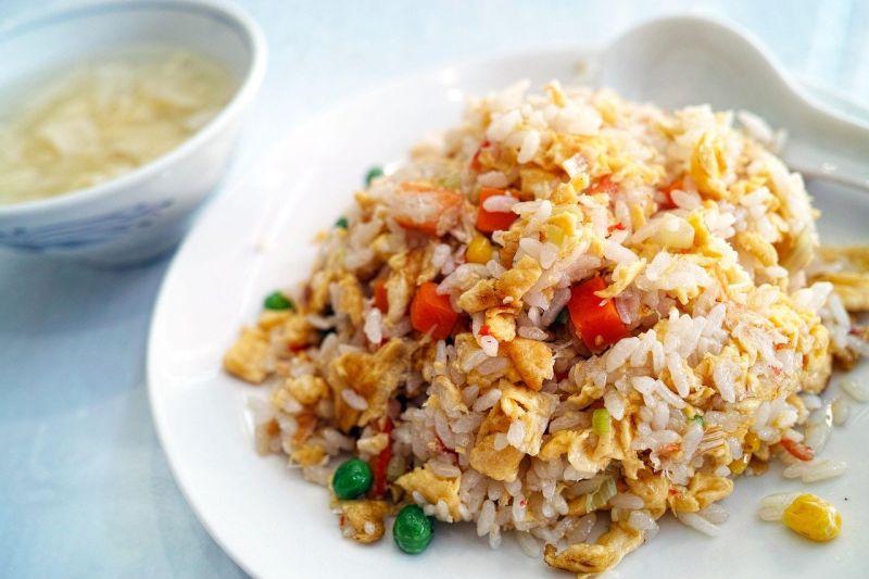 ▲炒飯是相當常見的一道料理。